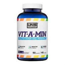 Витамины UNS Vit-a-Min 90 caps