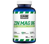 UNS ZinMag B6 90 caps