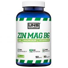Витамины UNS ZinMag B6 90 caps