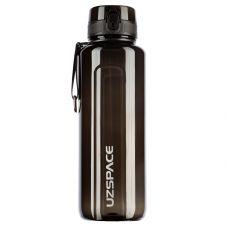 Бутылка для воды Uzspace U-type 1500 мл 6022 Черная