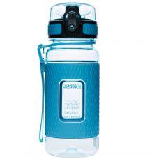Бутылка для воды UZspace Diamond 950 мл 5046 Голубая