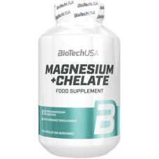 Витамины BioTech USA Magnesium + Chelate 60 капс