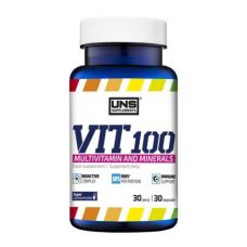 Витамины UNS VIT 100 30 tab