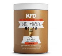 KFD Mr. Masel Peanut Butter Smooth 1кг