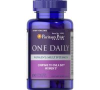 Puritan's Pride Women's One Daily Multivitamins 100 капсул